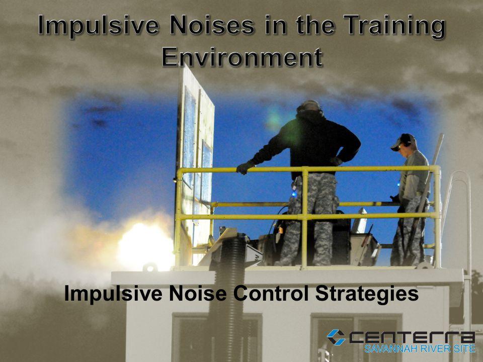 Impulsive Noise Control Strategies