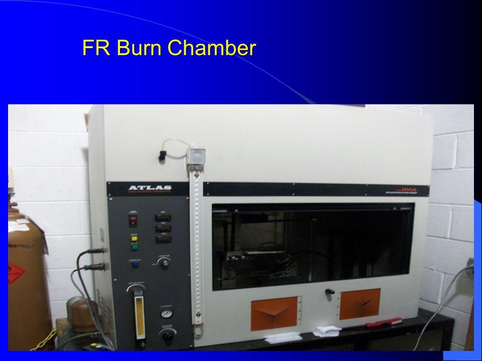 FR Burn Chamber