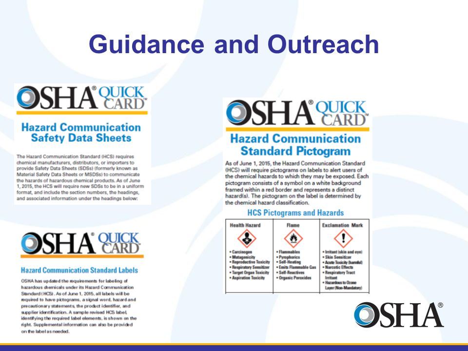 Guidance and Outreach