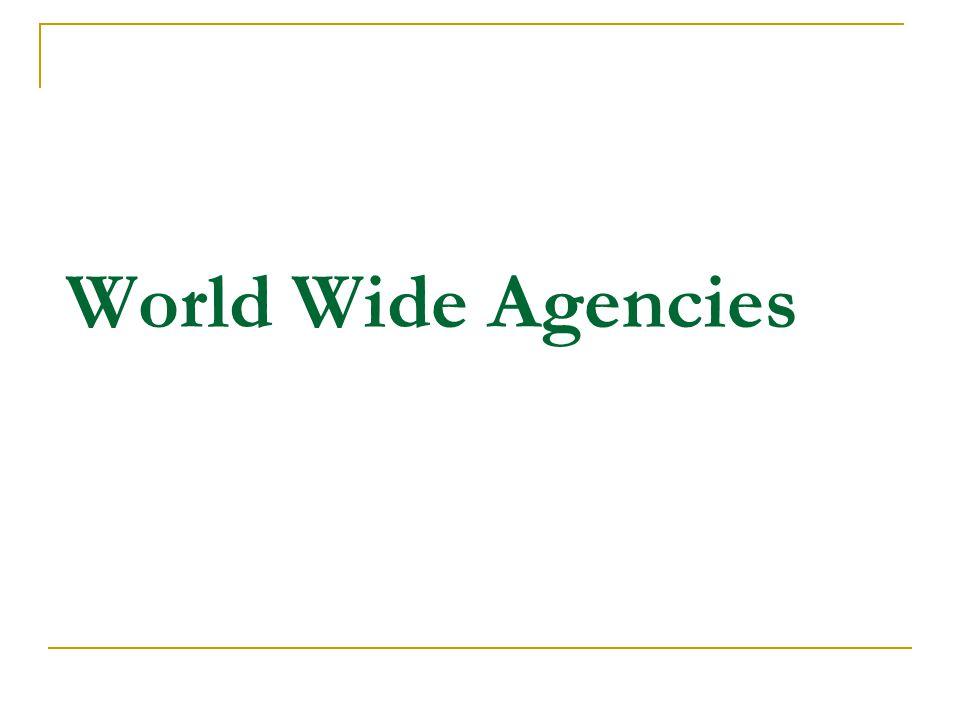 World Wide Agencies