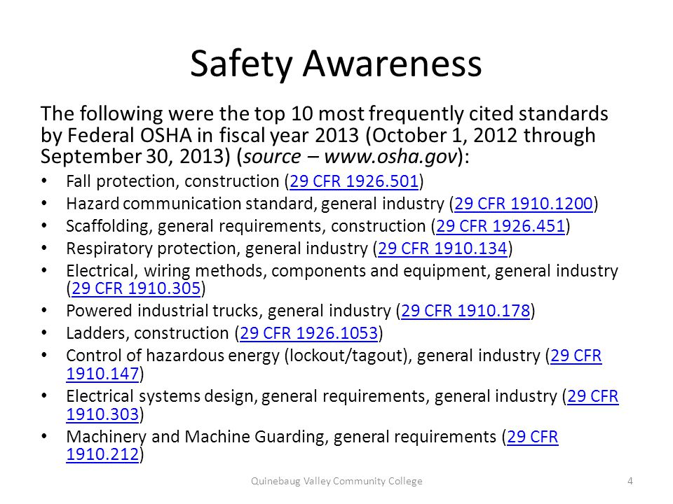 HazCom (cont.) Safety Data Sheets, formerly called Material Safety Data Sheets (MSDS), are documents provided by the supplier of each chemical.