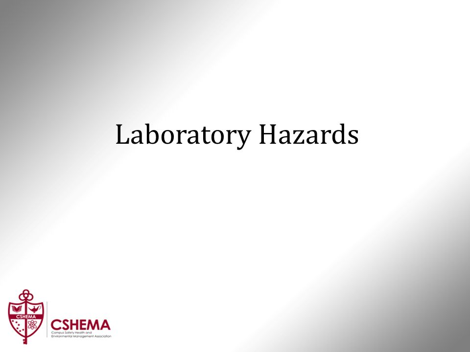 Laboratory Hazards
