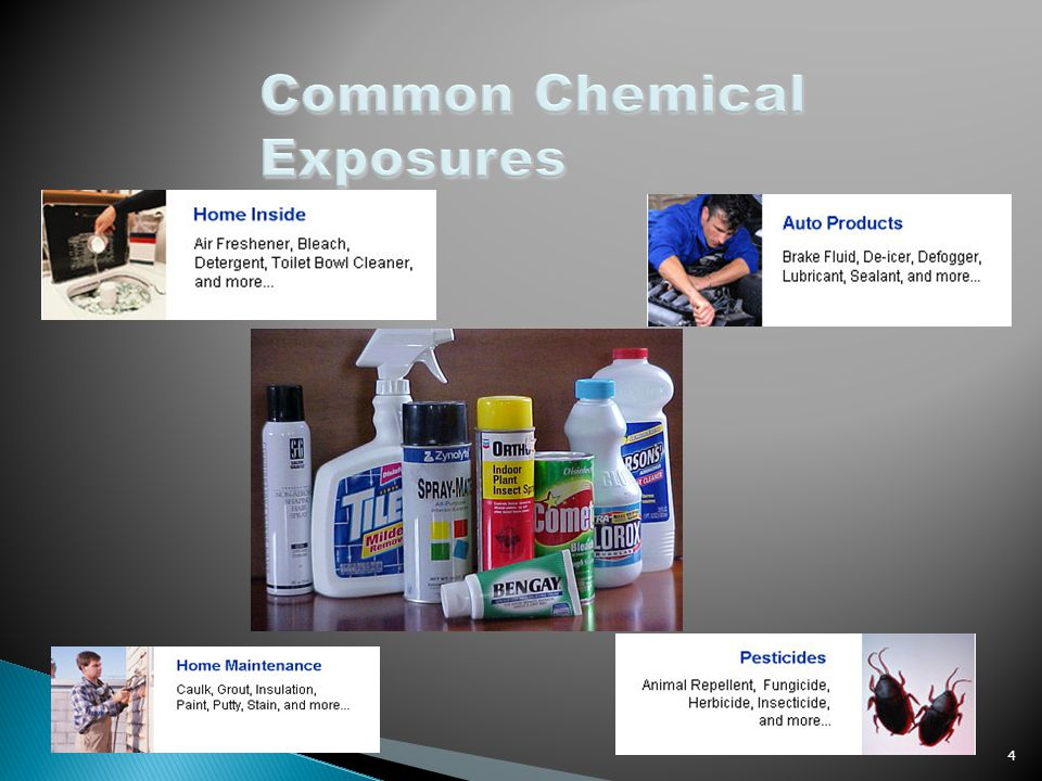  Chemical inventory  Hazard evaluation  Communication of hazards to employees and contractors  Labeling of containers including piping systems  Training 15