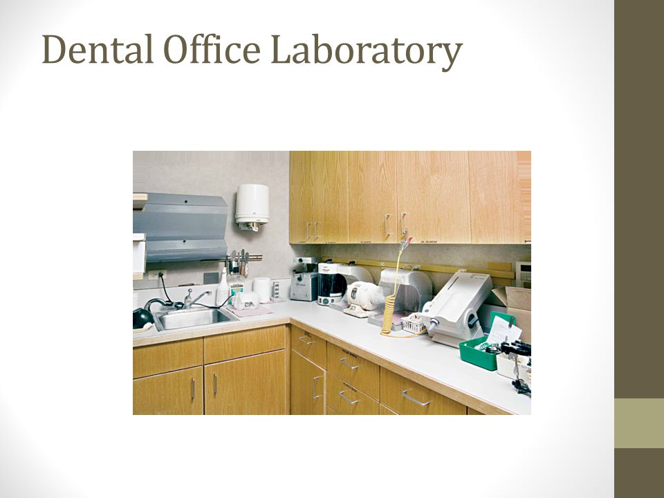 Dental Office Laboratory