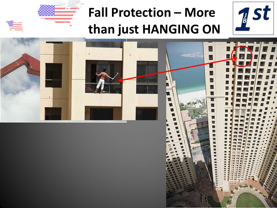 Fall Protection – More than just HANGING ON