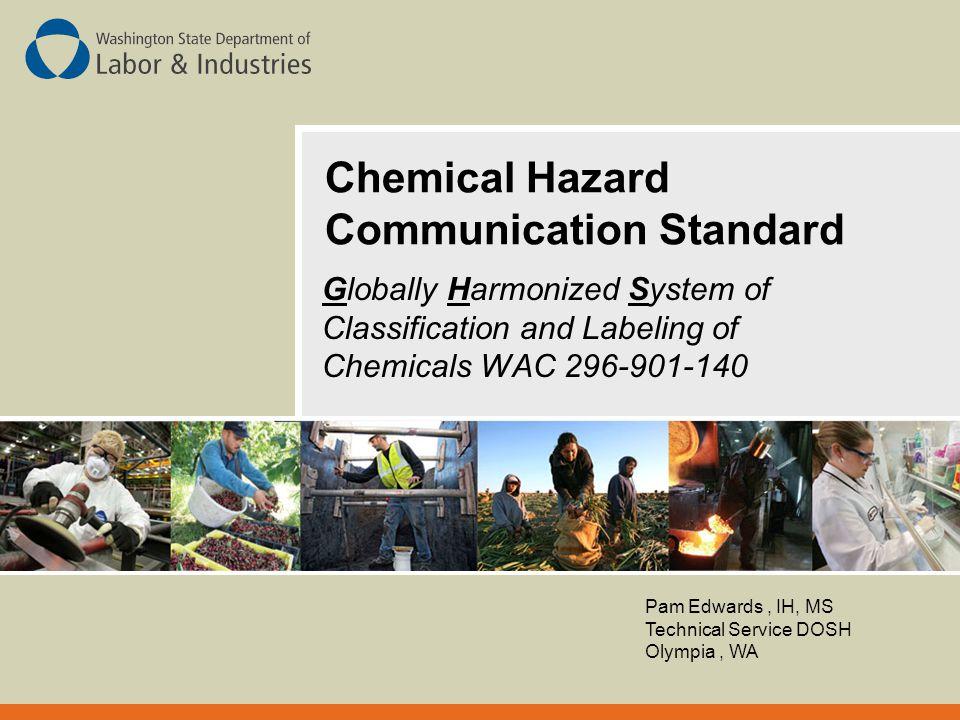 OSHA Precautionary Statements  There are 4 types of precautionary statements –Prevention –Response –Storage –Disposal 32