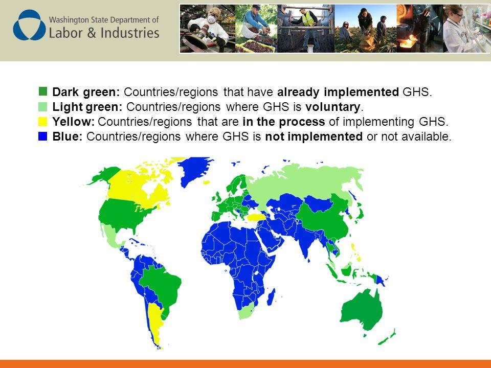 OSHA's new GHS-based Hazard Communication Standard Adopted March 26, 2012 HazCom 2012