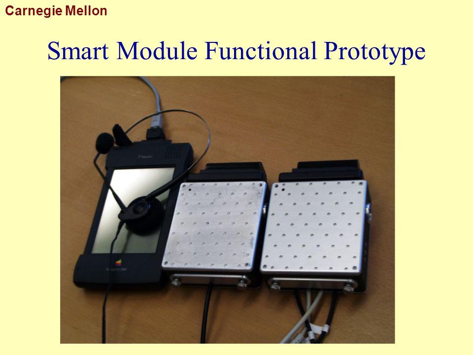 Carnegie Mellon Smart Module Functional Prototype