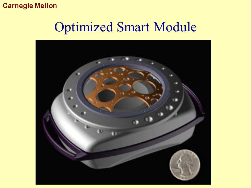 Carnegie Mellon Optimized Smart Module