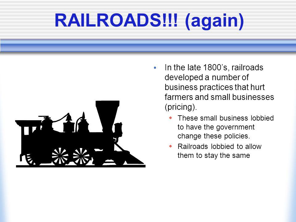 RAILROADS!!.