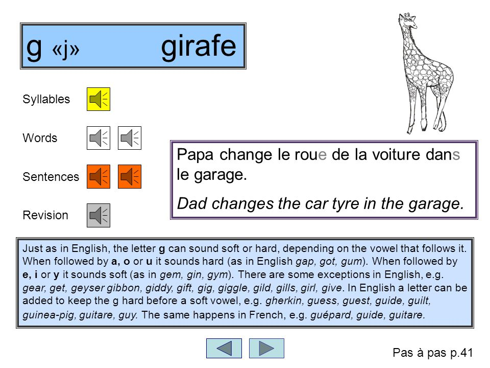Reading Skills Using Méthode de lecture pour apprendre à lire pas à pas Hatier ISBN 2 – 218 – 72 551 - 7 Sample from the Reading Skills PowerPoint slides in the Catherine Cheater Scheme of Work for French Year 6