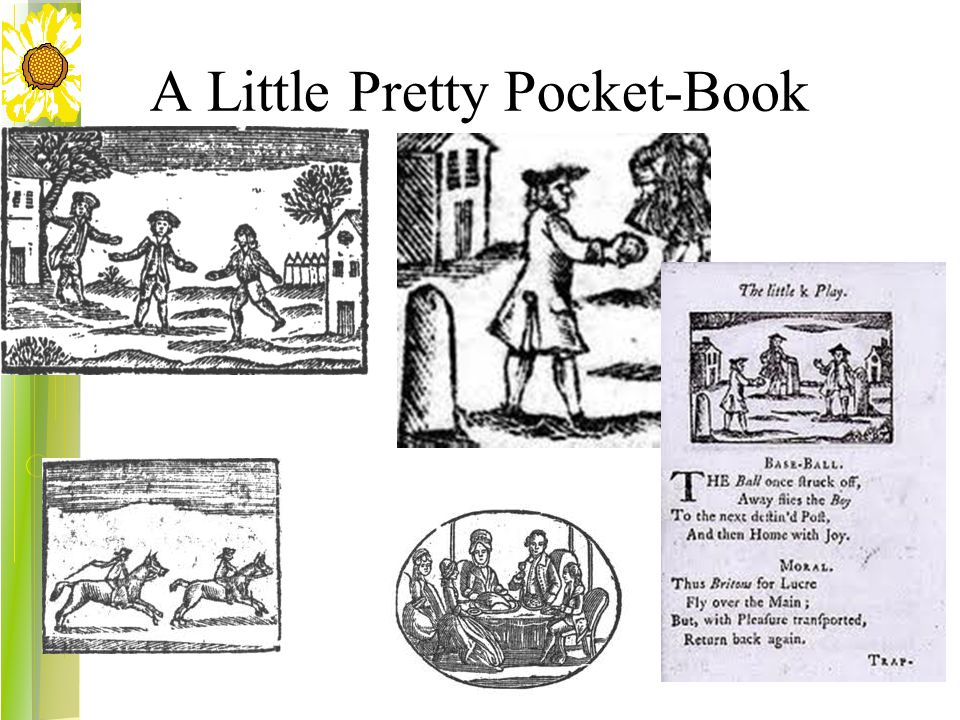 A Little Pretty Pocket-Book