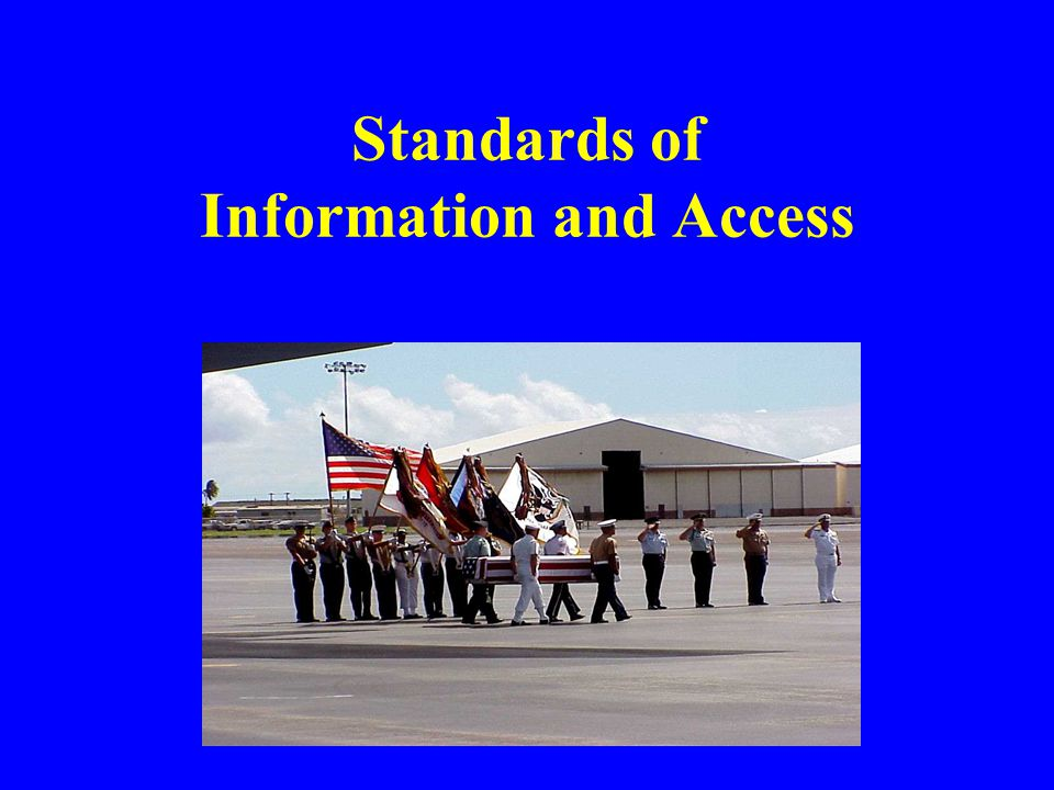 Types of Access and Information Sought in DPRK