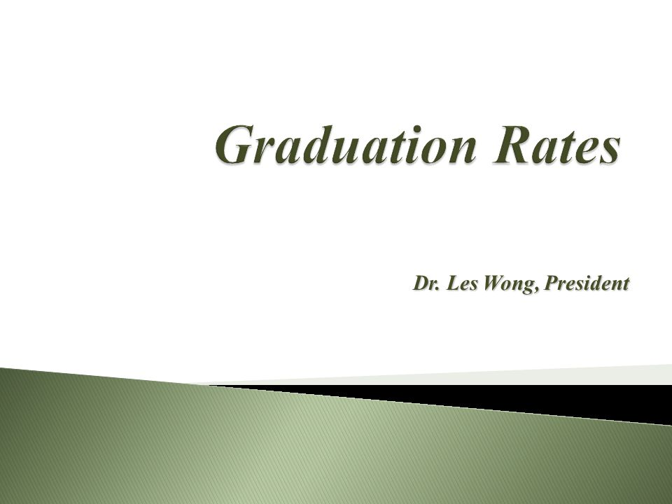 Dr. Les Wong, President