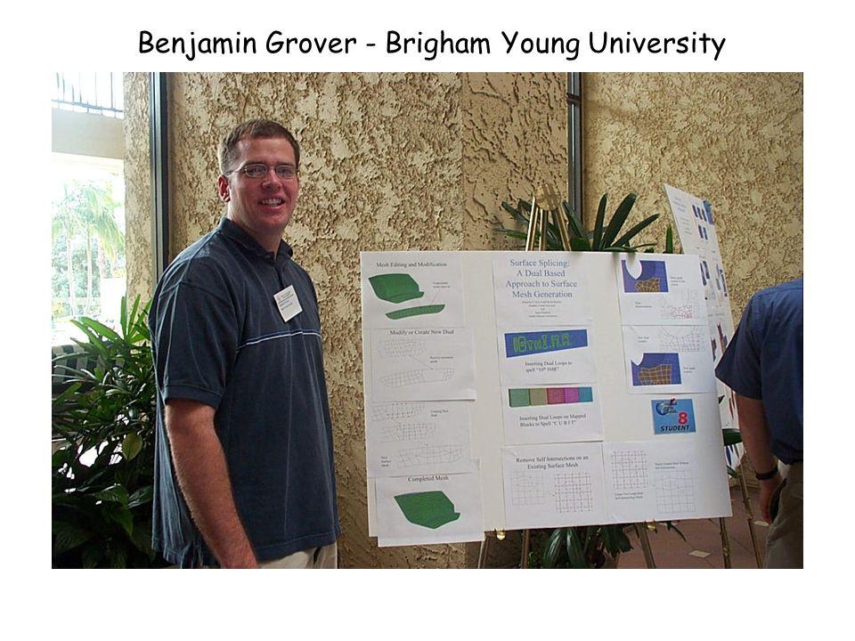 Michael Borden - Brigham Young University