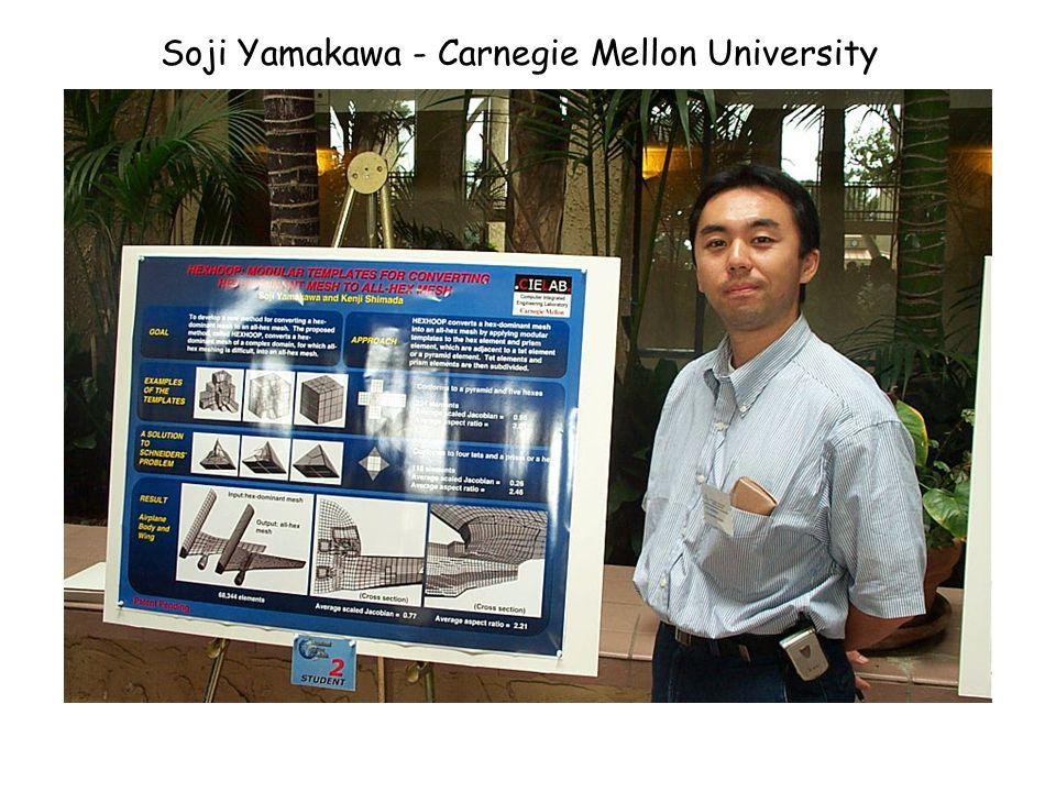 Kenji Shimada - Carnegie Mellon University