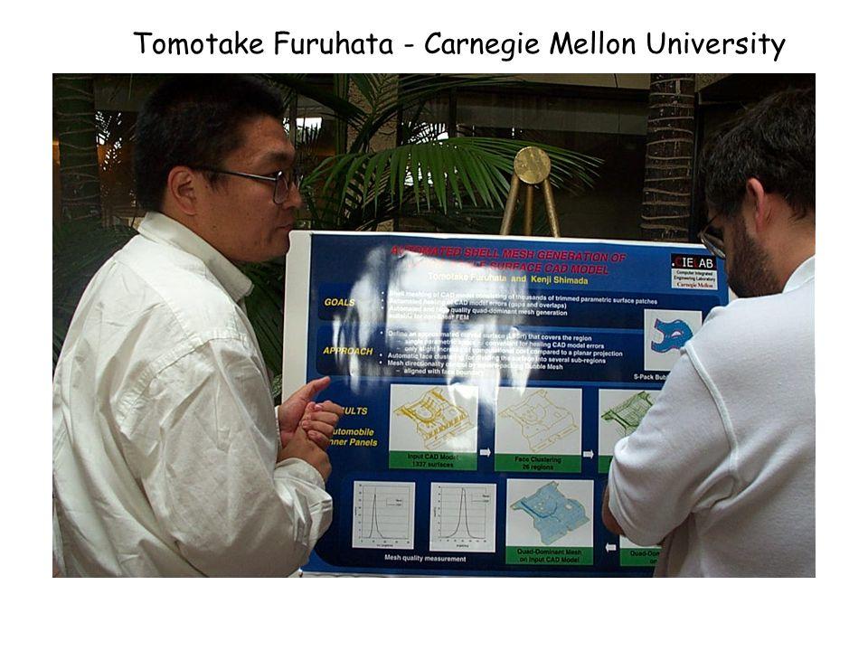Miguel Vieira - Carnegie Mellon University
