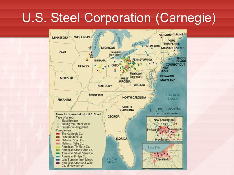 U.S. Steel Corporation (Carnegie)