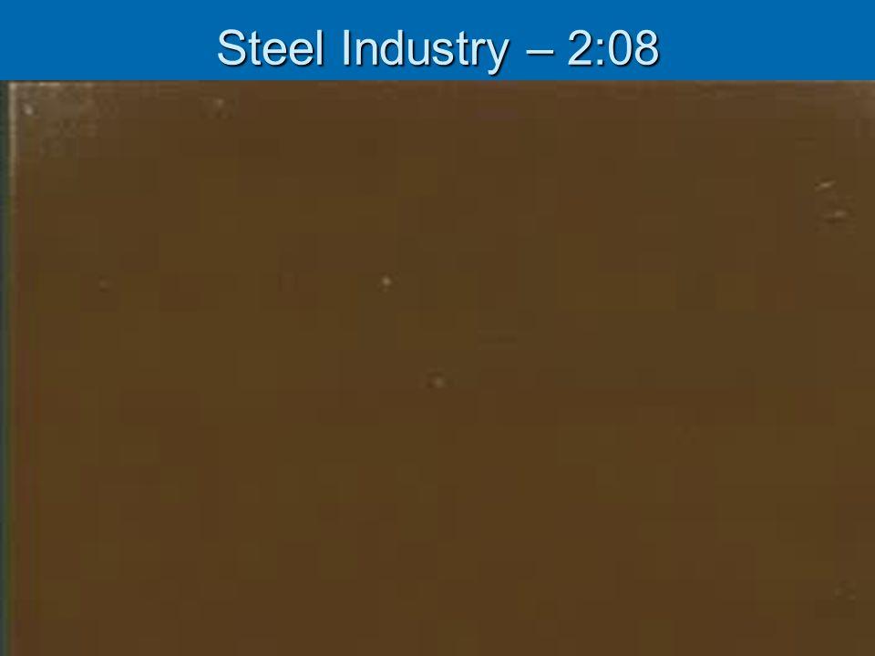 Oil Industry – 2:51