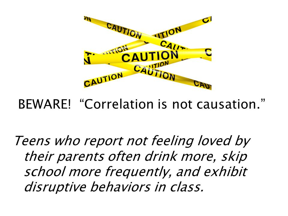 Two Basic Kinds of Correlations: Positive Correlation: as one variable goes up, so does the other. Example: as teens see more sexual images, there is