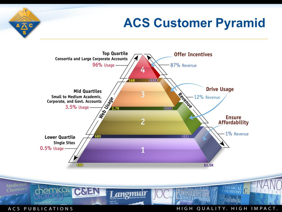 ACS Customer Pyramid