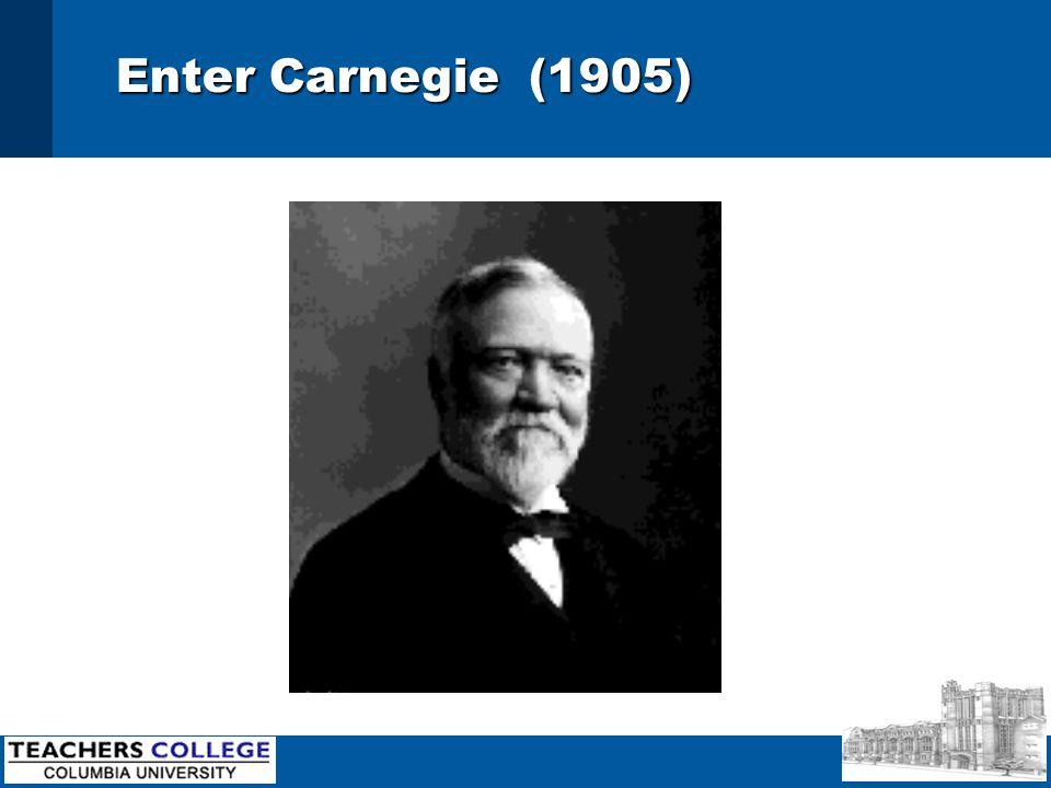 Enter Carnegie (1905)
