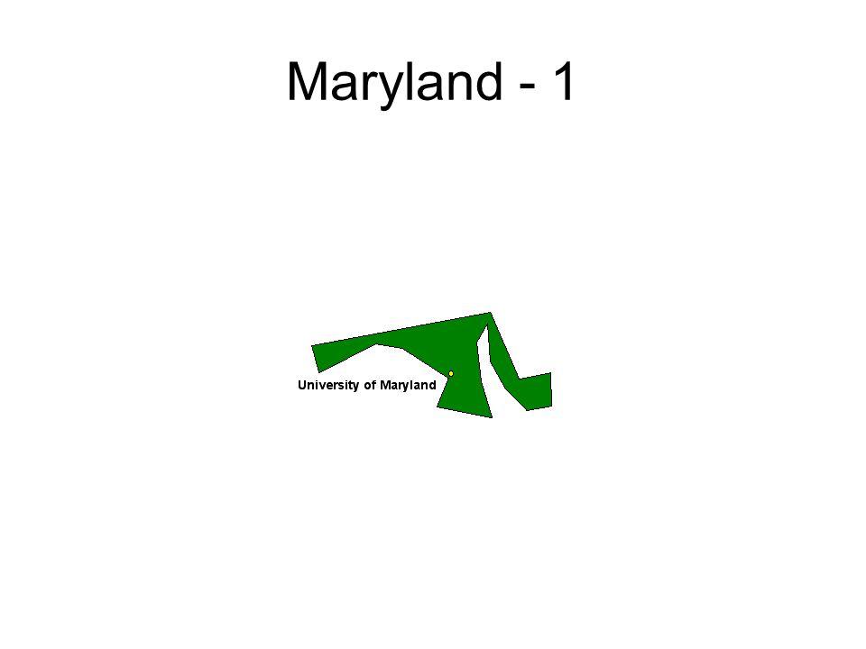 Maryland - 1