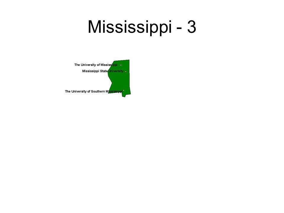 Mississippi - 3