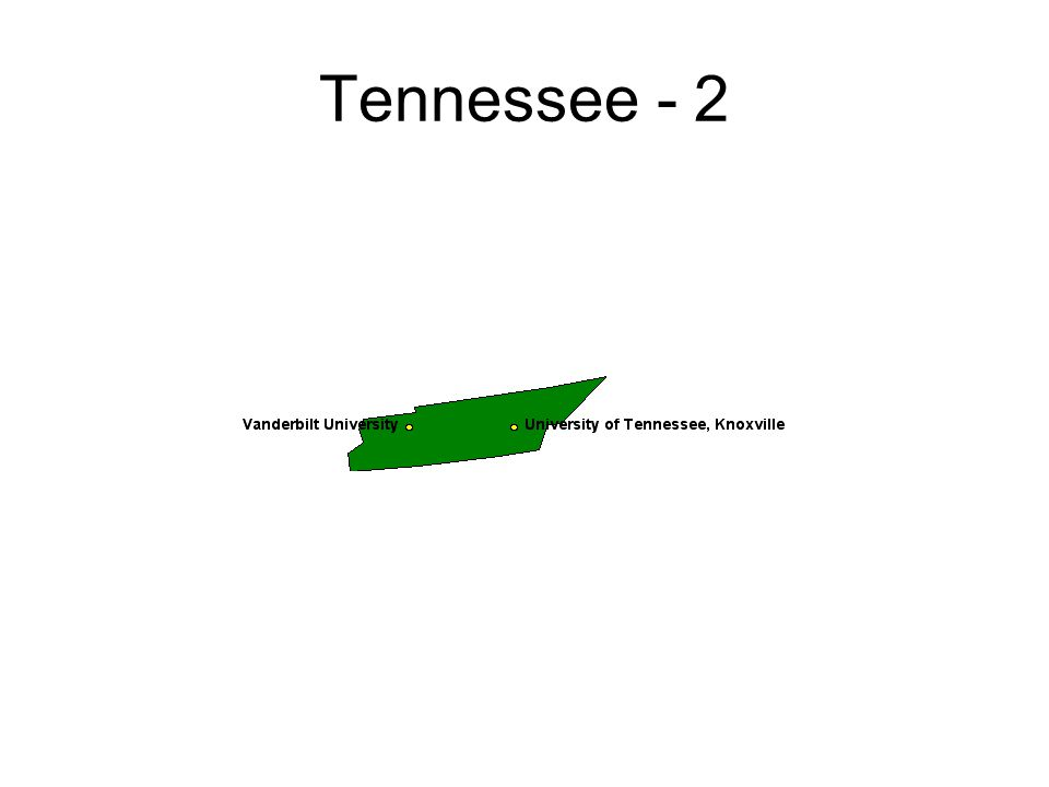 Tennessee - 2