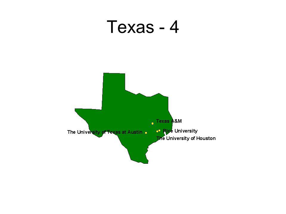 Texas - 4