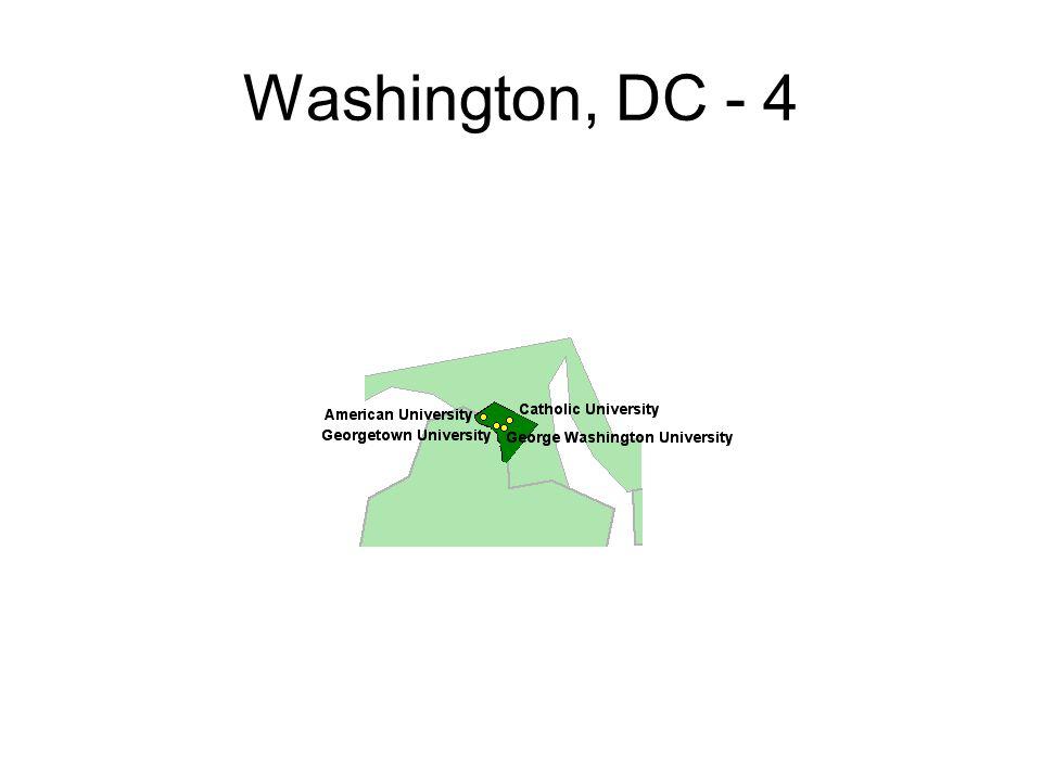 Washington, DC - 4