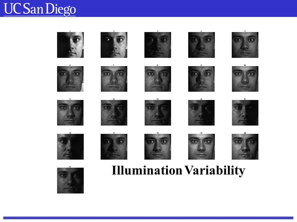 Carnegie Mellon Illumination Variability