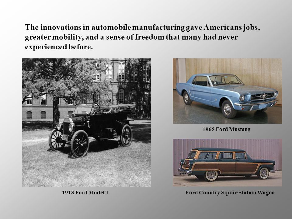 Henry Ford and eleven other investors launched the Ford Motor Company in 1903.