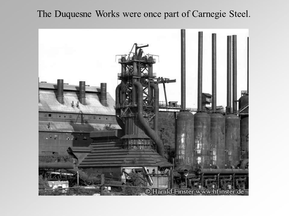 Link to: Historic Steel