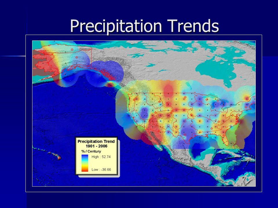 Precipitation Trends