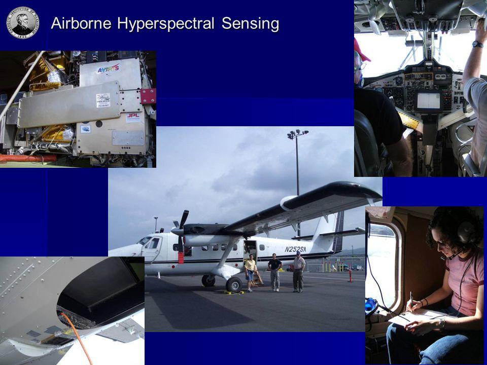 Airborne Hyperspectral Sensing