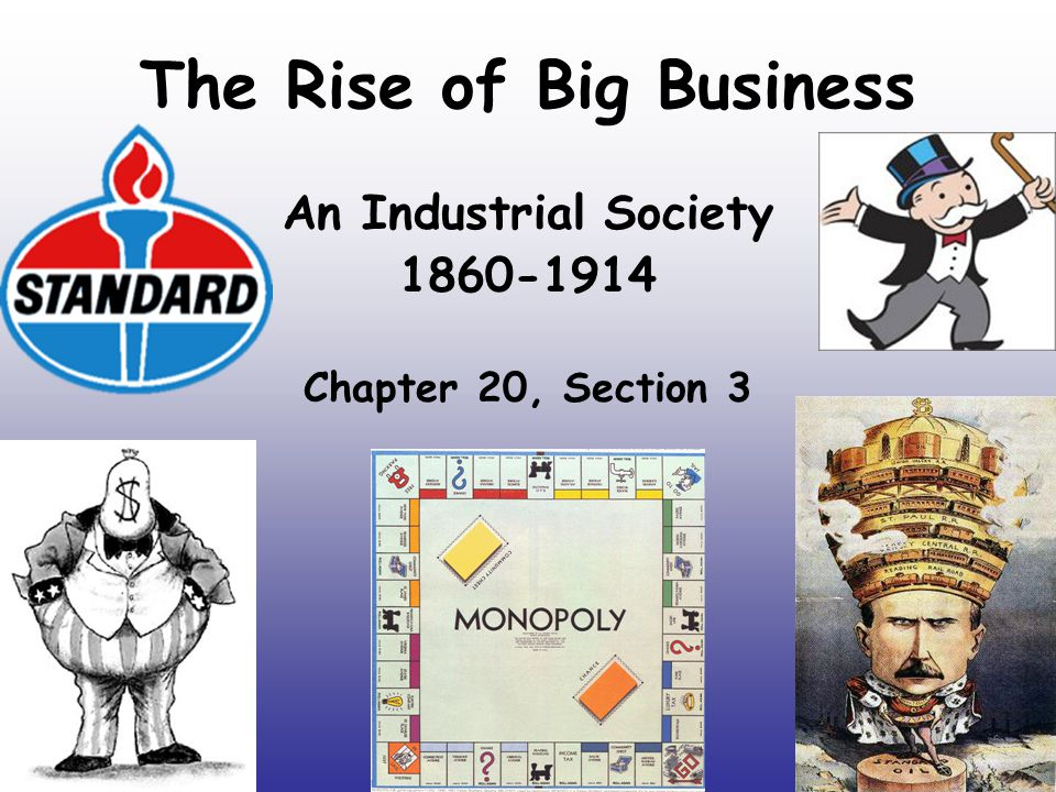 Rockefeller's Strategy Put His Competitors Out of Businesses.