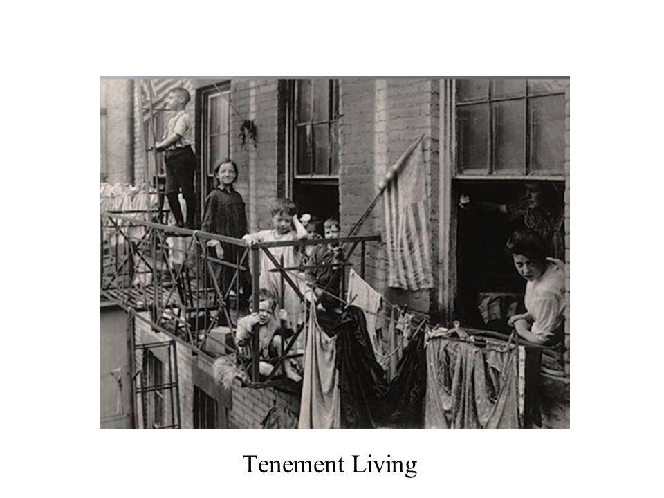 Tenement Living