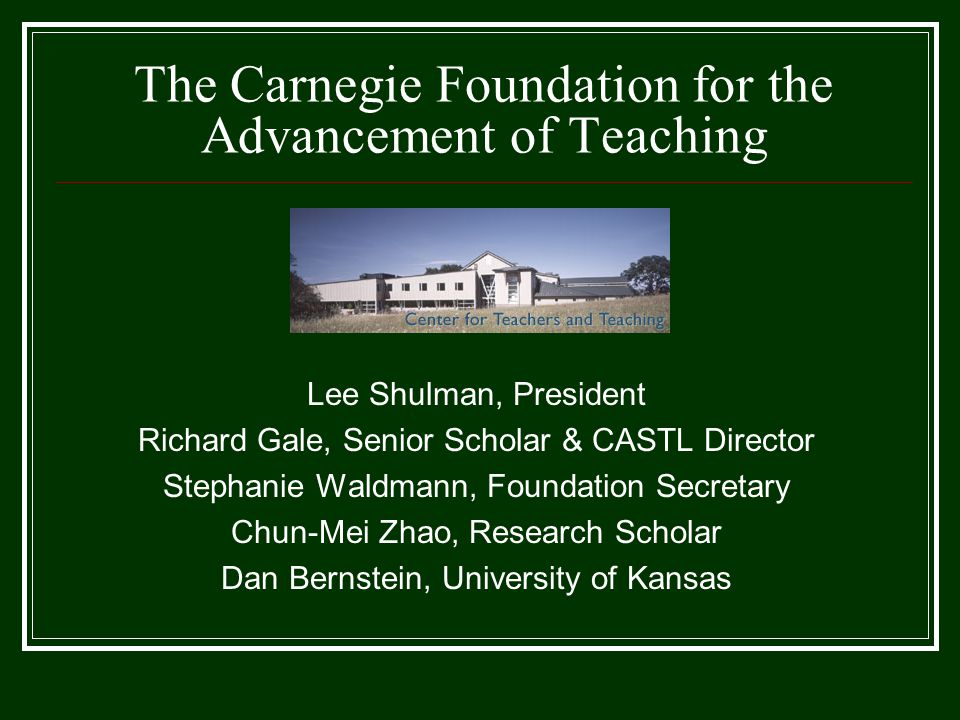 The Four Scholarships: Teaching Science Humanities Professional