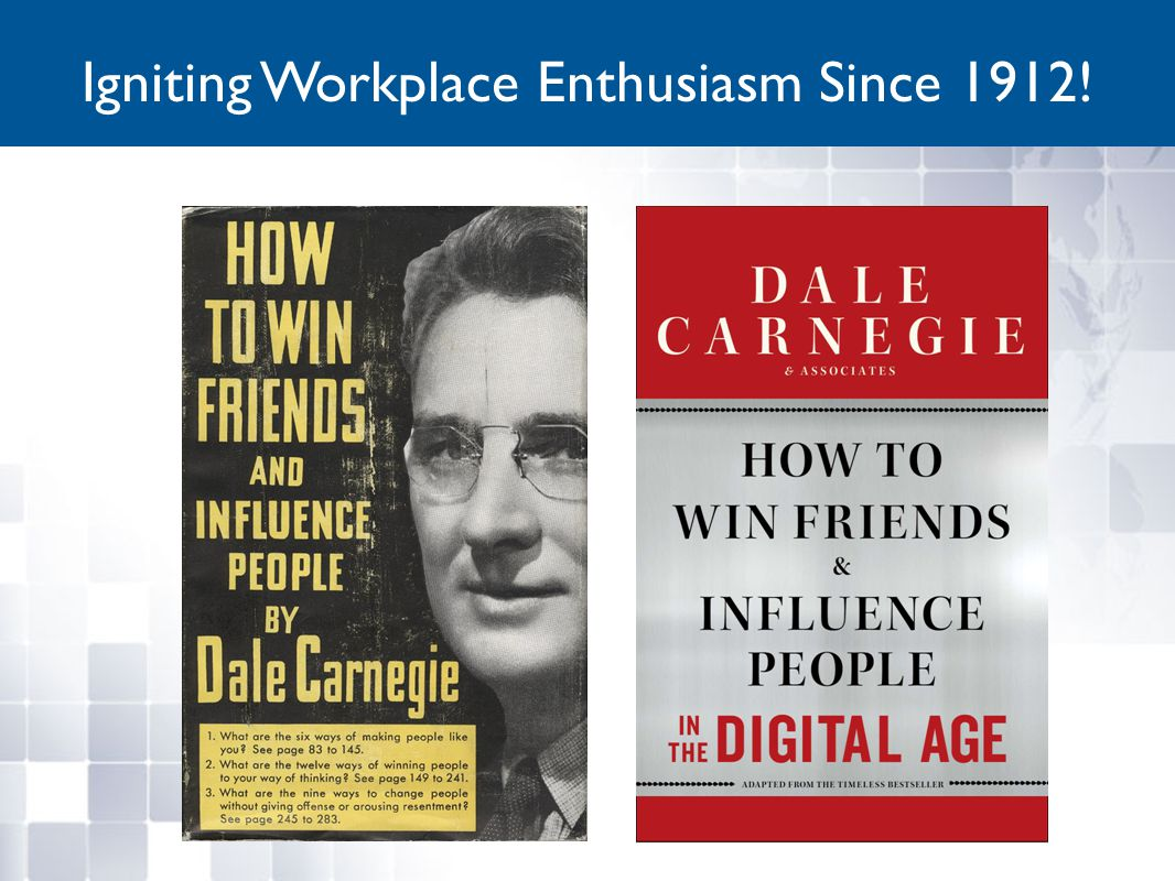 Igniting Workplace Enthusiasm Since 1912!