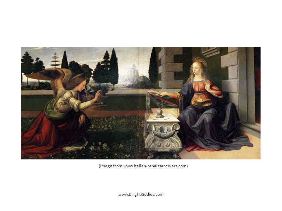 (Image from www.italian-renaissance-art.com) www.BrightKiddies.com