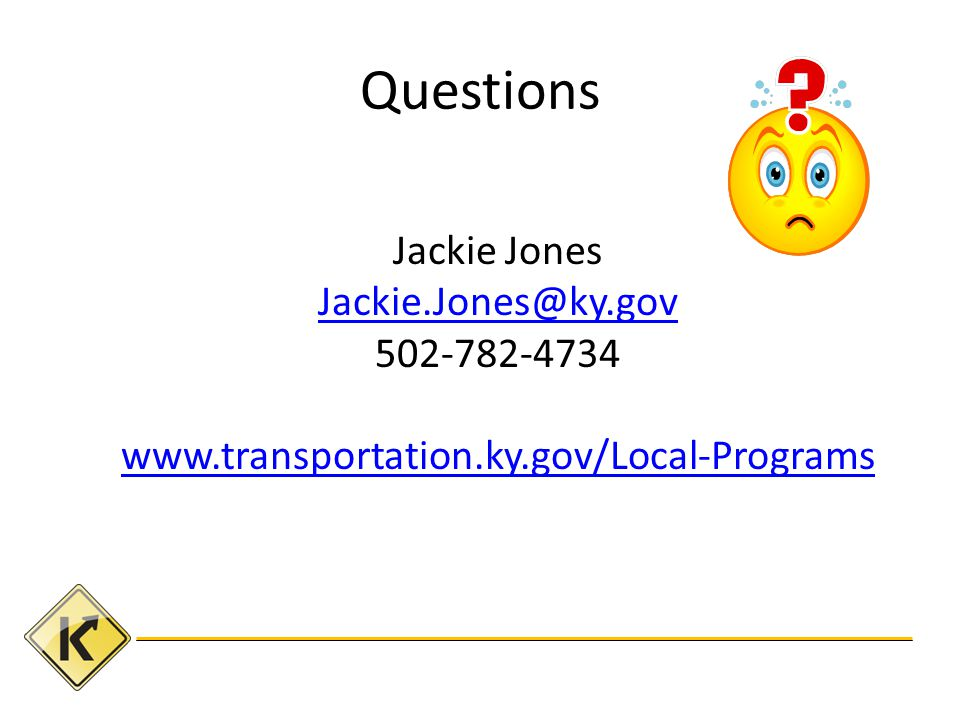 Questions Jackie Jones