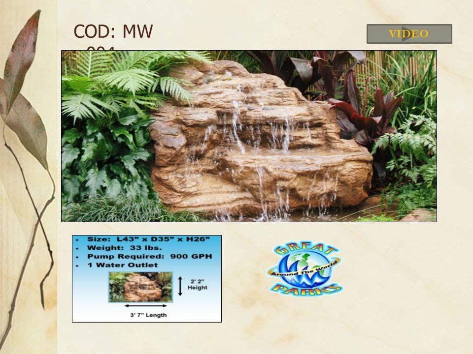 COD: MW - 004 VIDEO