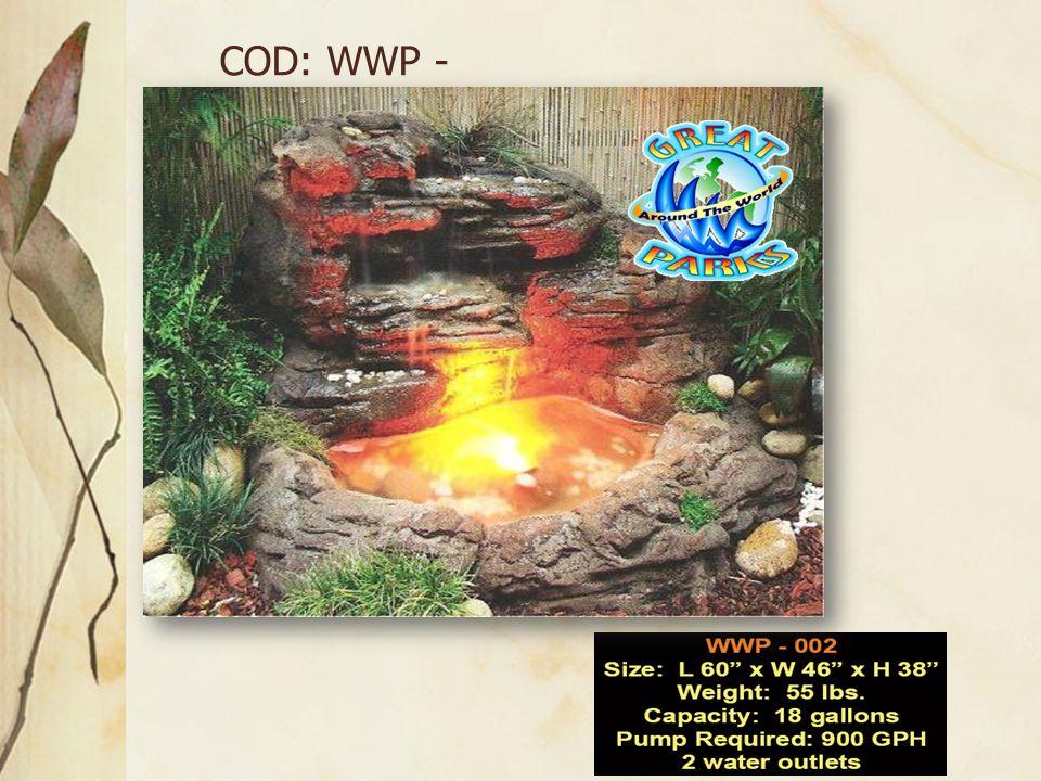 COD: WWP - 002