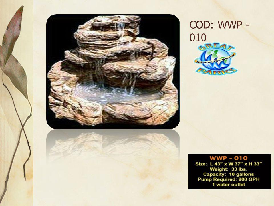 COD: WWP - 010