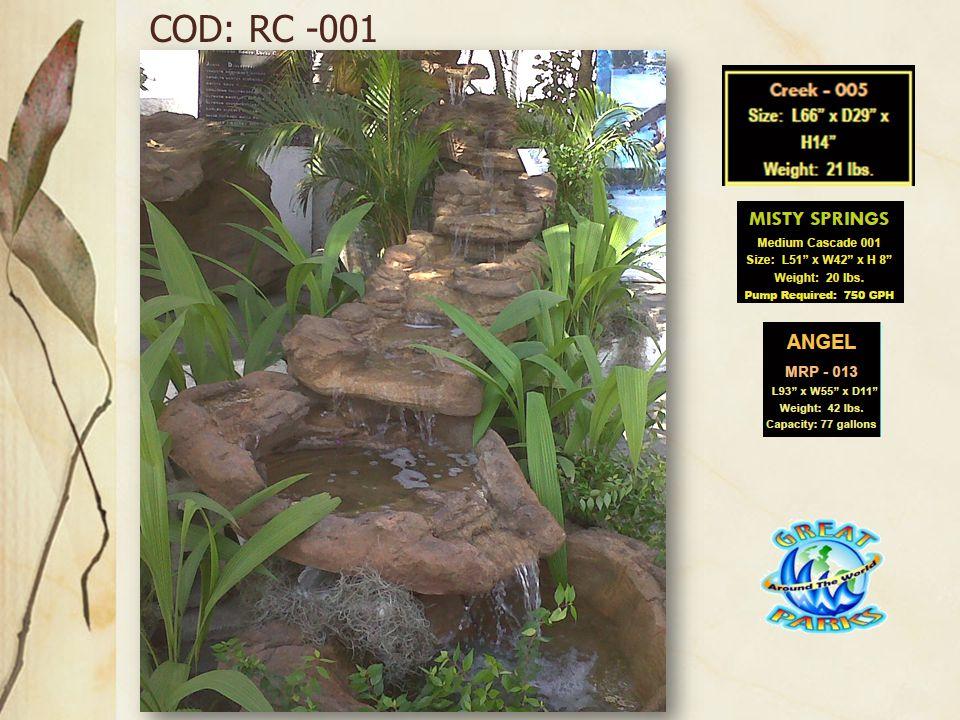 COD: RC -001