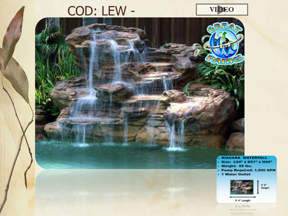 COD: LEW - 003 VIDEO