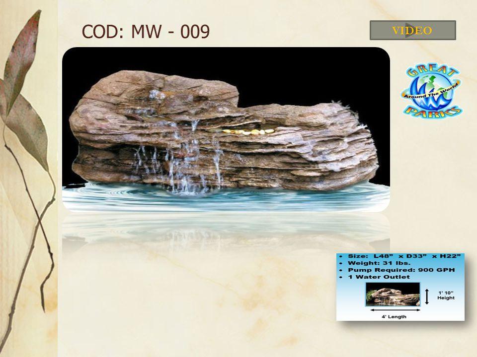 COD: MW - 009 VIDEO