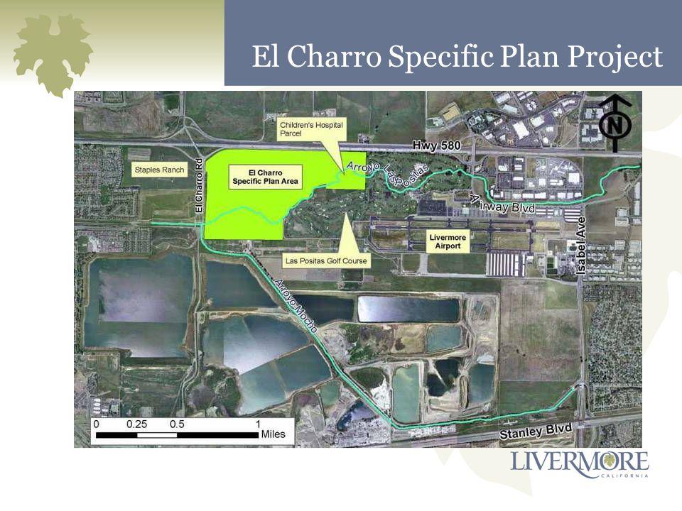 El Charro Specific Plan Project