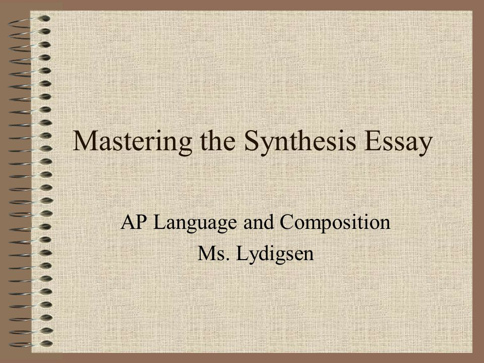2007 ap english language and composition synthesis essay 2007 ap lang synthesis essay
